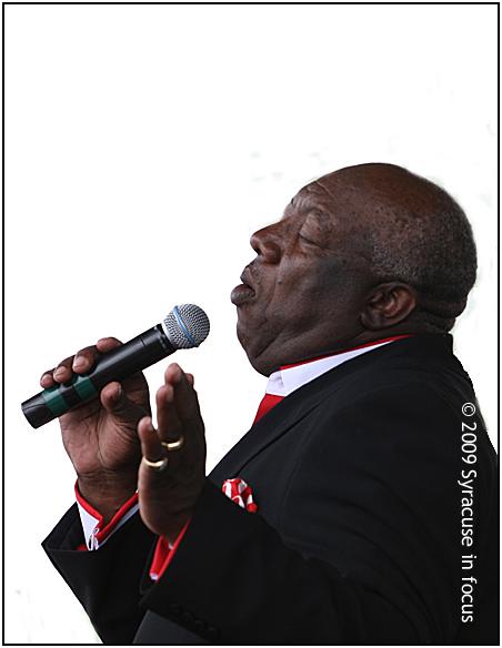 Charles Cannon, gospel singer, radio host