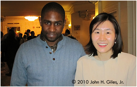 Giles and Choi