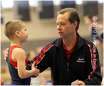 Coach Luttinger
