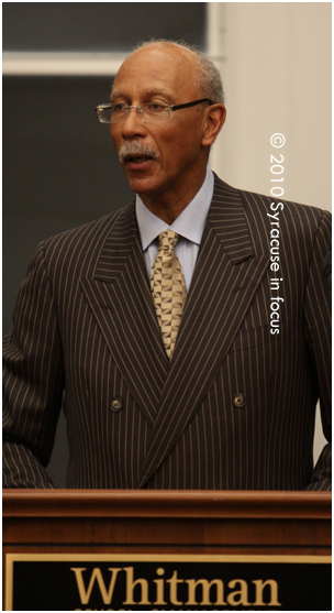 Hon. Dave Bing, Mayor of Detroit