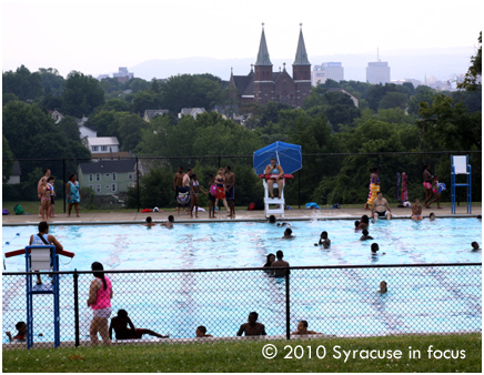 Schiller Park Pool