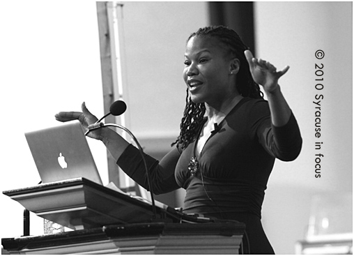Majora Carter, environmental justice advocate and green collar entrepreneur