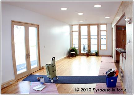 317 Marcellus Street, Interior