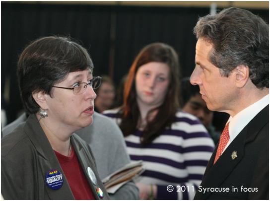 Governor Cuomo at OCC