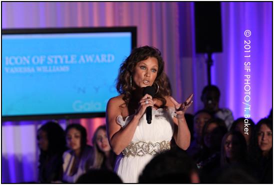 Vanessa Williams, Icon of Style