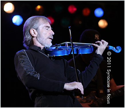 Nothing but strings: RTFIV's Jean-Luc Ponty
