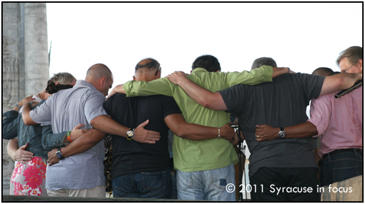 Pre-Concert Prayer-Ricky Encarnacion & Heaven Report