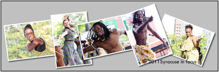 Freestyle, Adanfo Dancers, Clinton Square