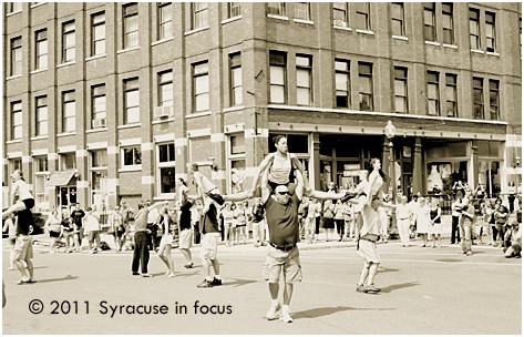 Fame, Armory Square