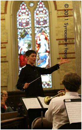 Heather Buchan, Conductor
