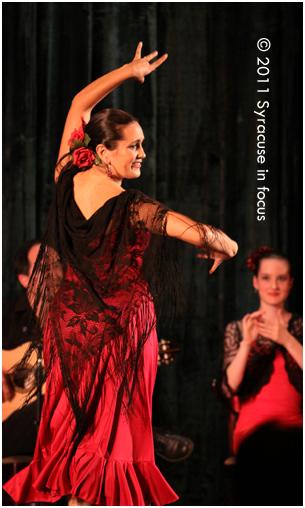 Baile: Marisa Guzman