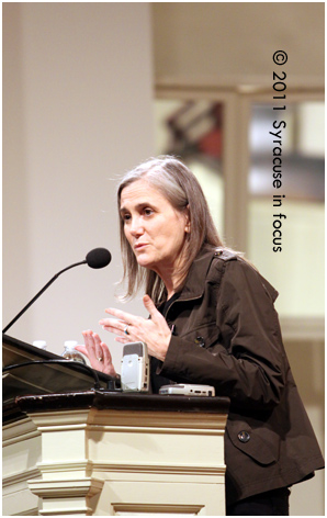 Amy Goodman, journalist