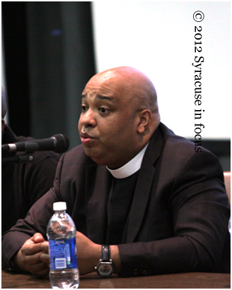 Rev. Run speaks about race in Hip Hop at Syracuse University
