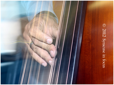 Bill Horrace: Fingers in Motion (on the bus)