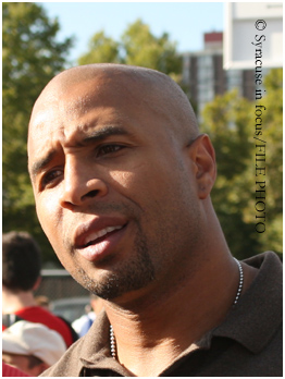 Dorsey Levens: Athlete-turned-activist