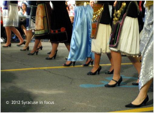 Traditional Dance: Fancy Footwork