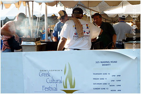 Food Vendors: Greek Cultural Festival