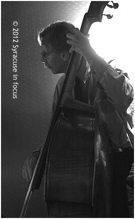John Dancks on Bass