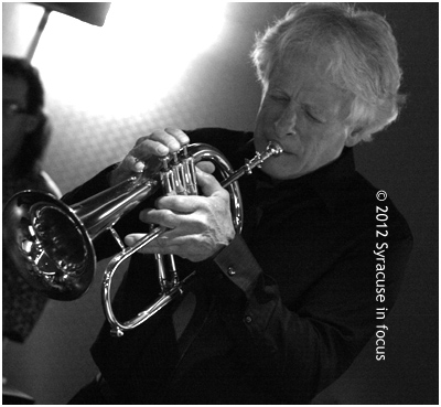 JT Hall on Flugelhorn