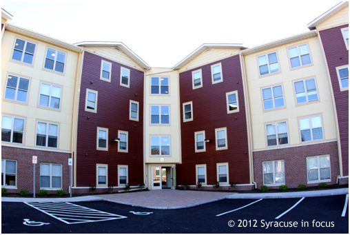 Copper Beech Commons (front)