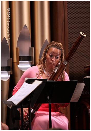 Monica Ellis, Imani Winds