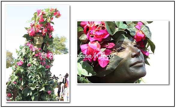 Seeing People as Trees: Living Flora NYS Fair