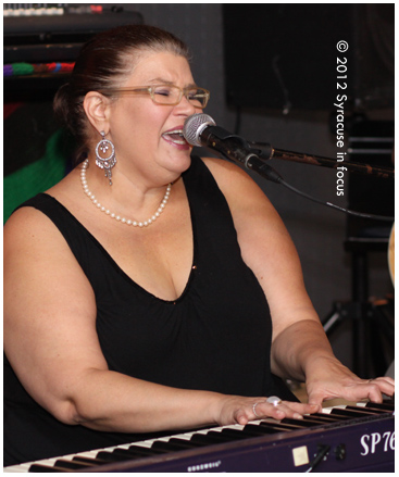 Cookie Coogan, played Jazz @ Sitrus Lounge (Sheraton Hotel) tonight.