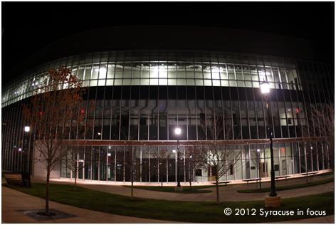 SUNY/ESF Biotech Accelerator, East Fayette Street