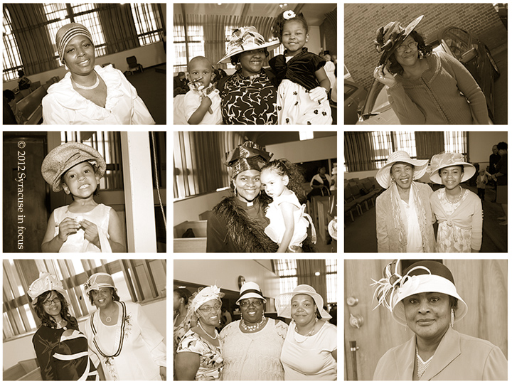 Hat Day, Eternal Hope Worship Church