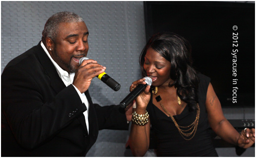 Mike Houston and Anjela Lynn brought their soulful show to the Hill and easily became the most popular group to play the Sitrus Lounge in 2012. 