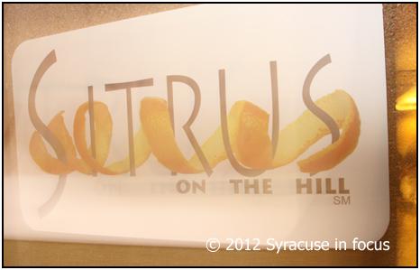 Sitrus Lounge (Sheraton Hotel)