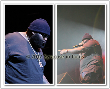 Rick Ross plays the Carrier Dome