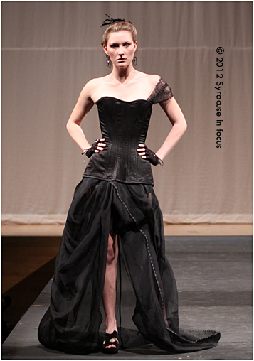 Erin Marie Hedderman (SU Senior Fashion Show)