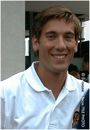 It was reported earlier today that former Syracuse News Anchor David Muir will move to the ABC News Program 20/20. He's pictured here from 1999 when he worked at WTVH-5.