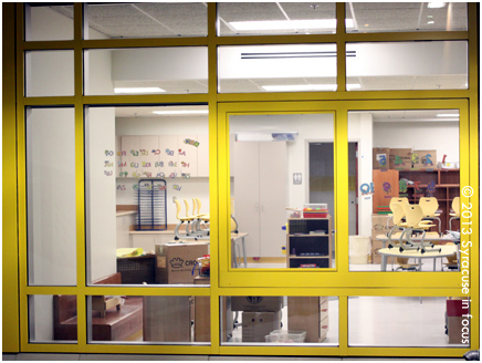 Dr. Weeks Elementary: Renovated
