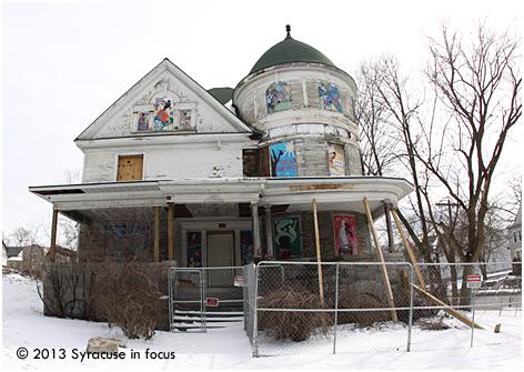 Babcock Shattuck House, East Genesee Street