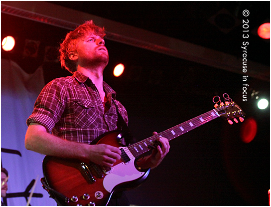 Tommy Siegel, guitarist and singer for Jukebox the Ghost