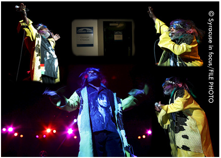 Uncle Jams, Sir Nose, Mr. P. Funk, the Atomic Dogg: George Clinton is a man of many facets, each one funkier than the next.
