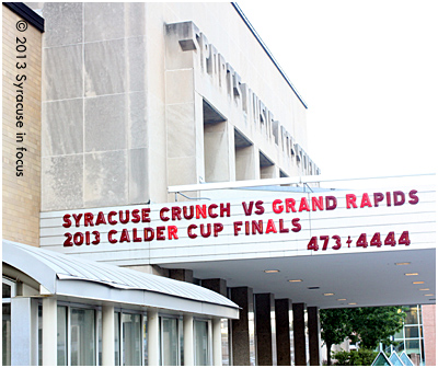Our Game 6: Calder Cup Finals at the War Memorial