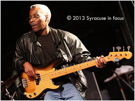 Searching for Soul: Israel Hagan, bassist for Stroke