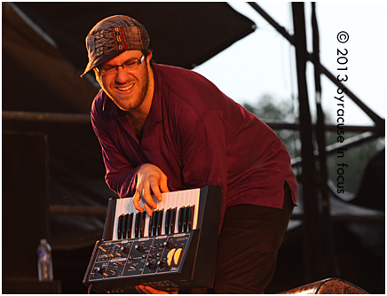 Adam Gold, Keyboardist, Sophistafunk