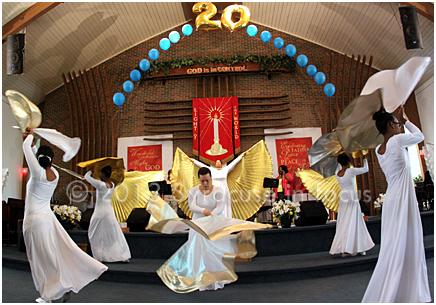 Eternal Hope Worship Church celebrates 20 years