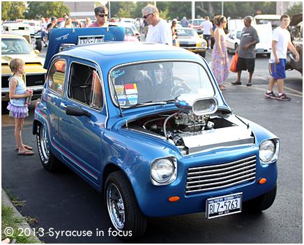 Best in show: 1966 Fiat