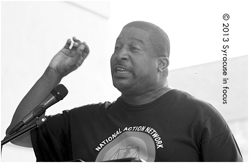 Walt Dixie, National Action Network