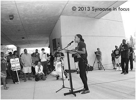 Yaschia Kinsey, activist