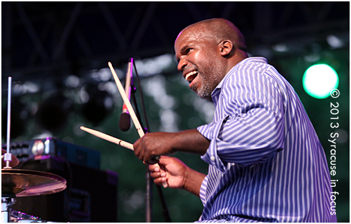 William Kennedy, Drummer, Yellowjackets