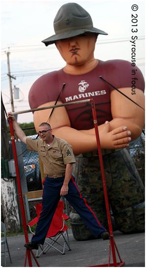 Marines (David & Goliath)