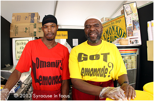 Obey Your Thirst: Omanii's Lemonade Stand