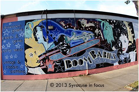Mural: Boombabies