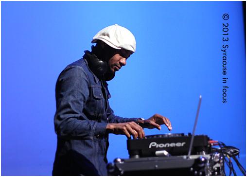 DJ Spooky In Concert: Happening